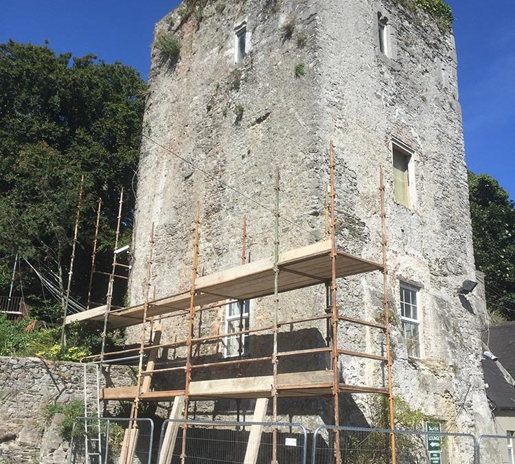 Kildare Tower House Restoration