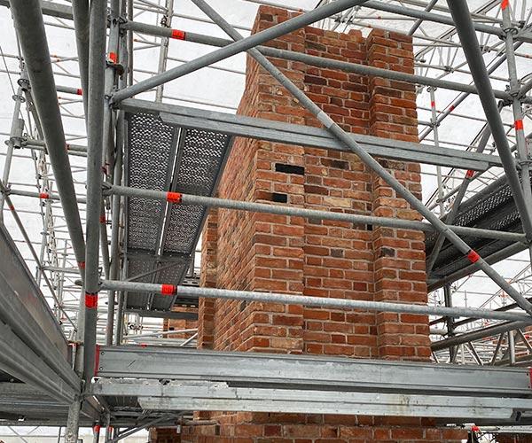 Cashel Palace restoration